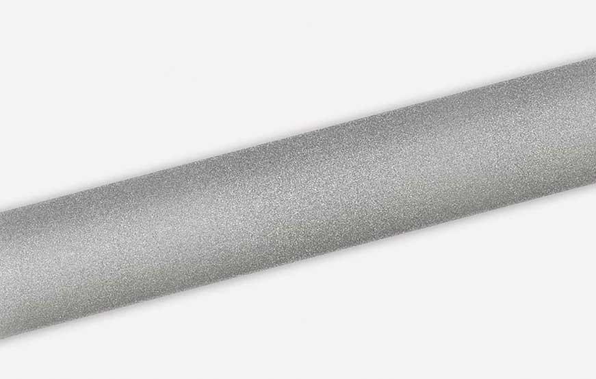 Goldstar 25 mm aluminium blinds - Bright Silver