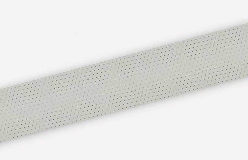 Silverstar 25 mm aluminium blinds - Perforated Snow