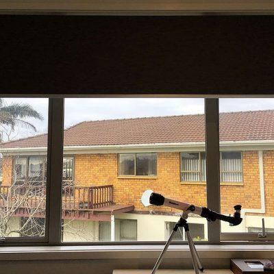 Blackout roller sunshades Auckland