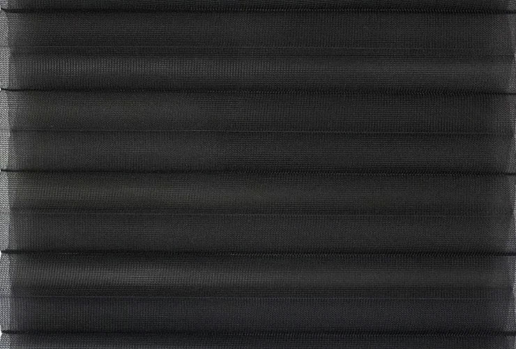 20 mm Sheer fabric - Black Magic