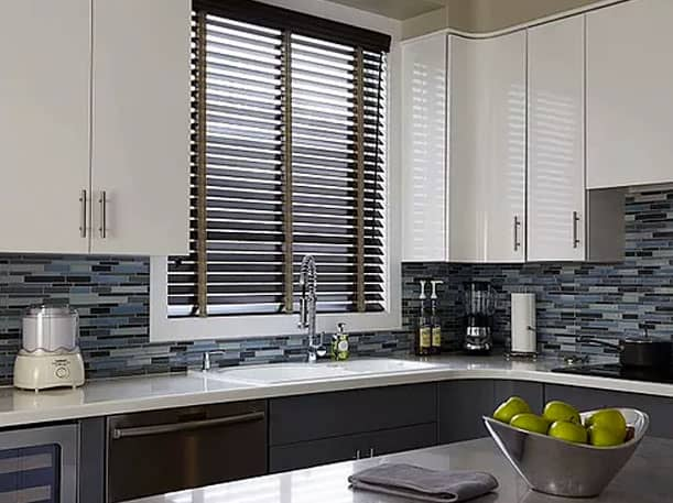 Blinds for dining areas in Auckland