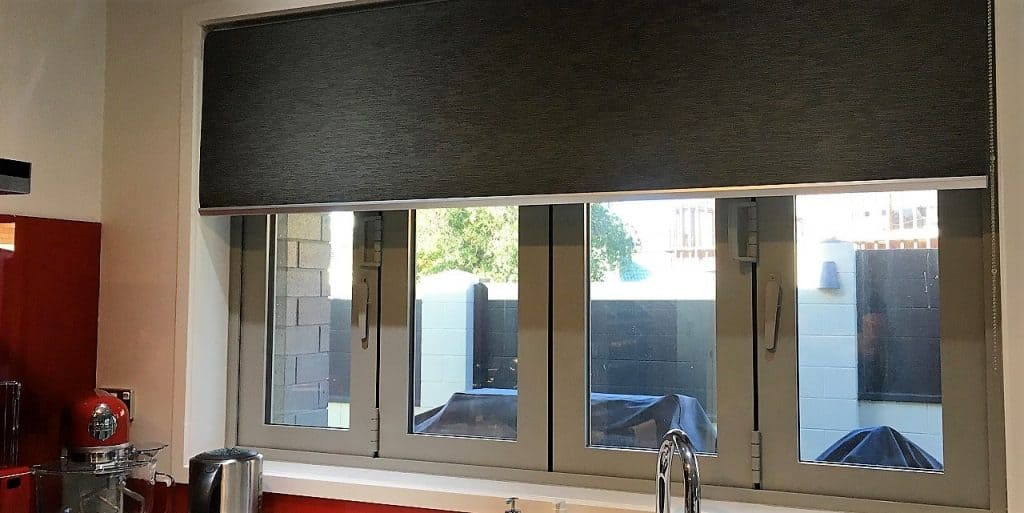 Thermal Roller Blinds Made To Measure Shades Sunguard