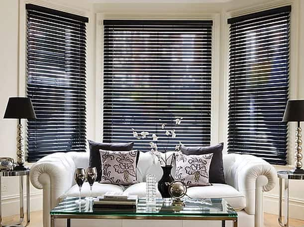 Blinds for lounges and bedrooms