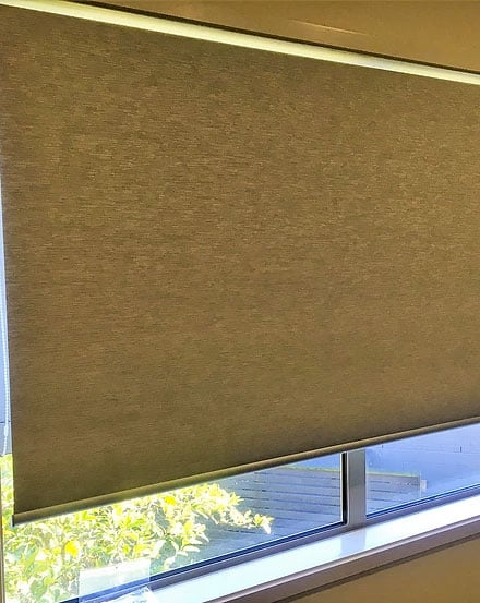 Blockout roller blinds in Castor Bay