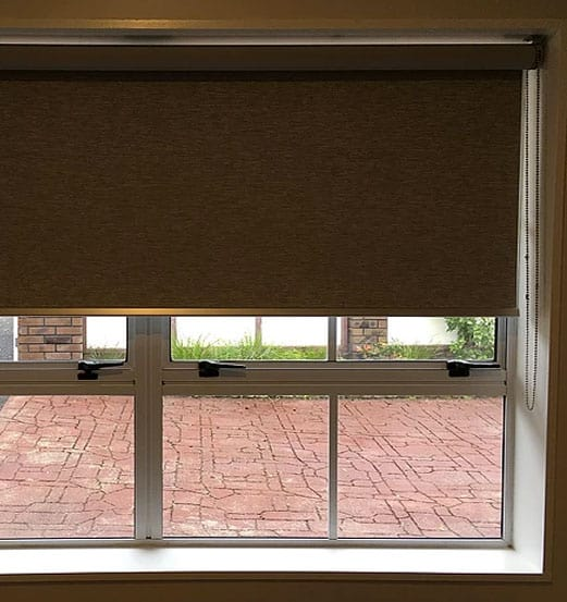 Blockout roller blinds in Henderson