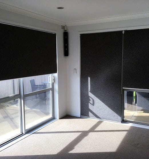 Lounge roller blinds in Mangere Bridge