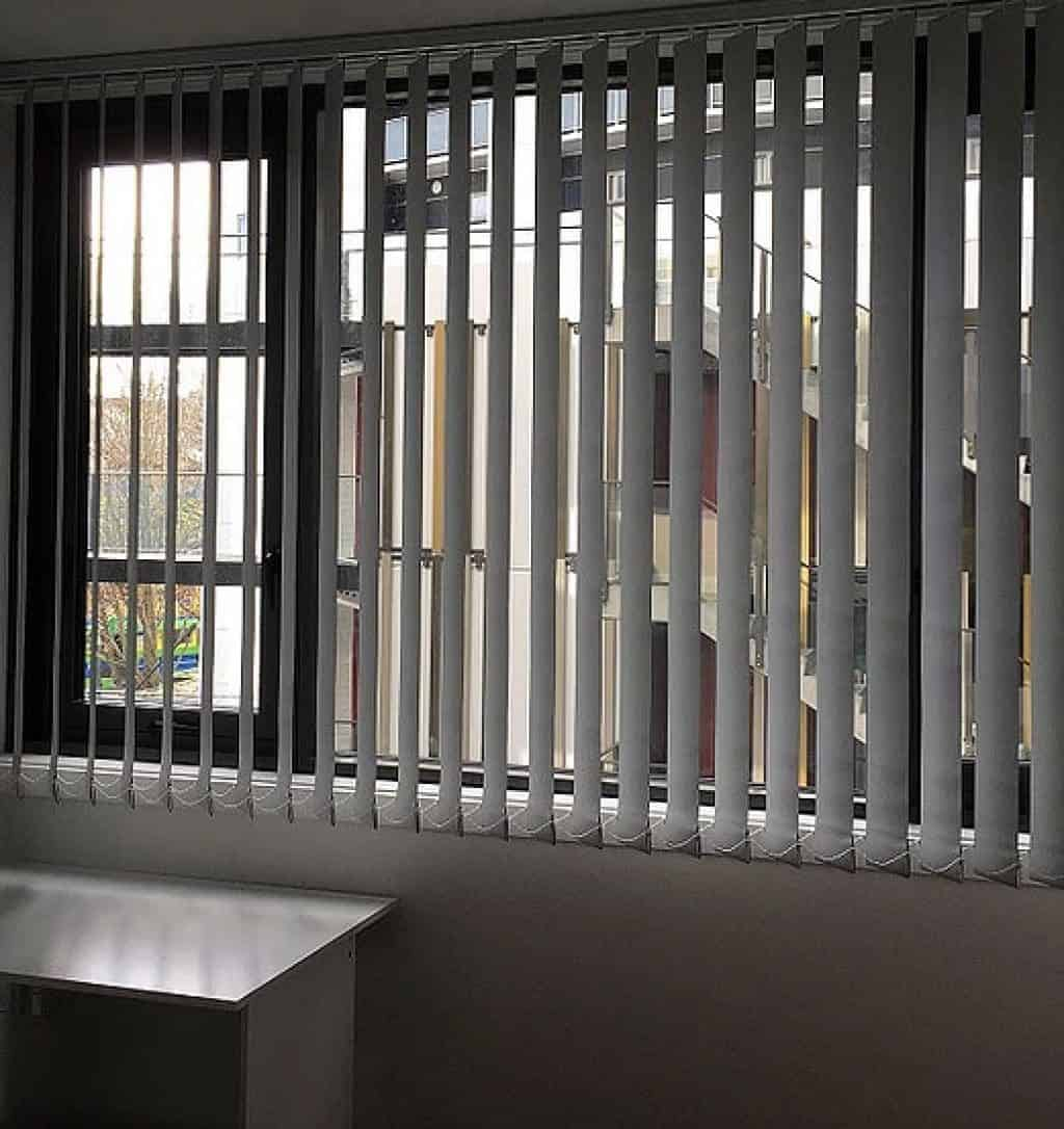 Apartment blinds in the CBD