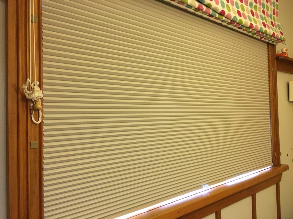 Blockout Honeycomb blinds in Kohimarama