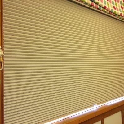 Blockout Honeycomb blinds in Kohimarama