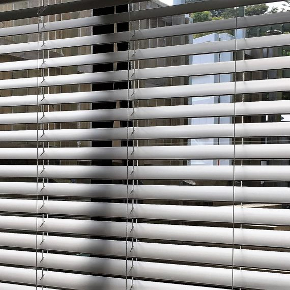 50 mm PVC venetian blinds in Whangaparaoa