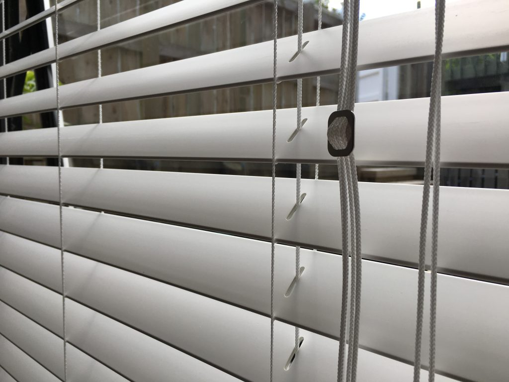 50 mm faux timber venetian blinds