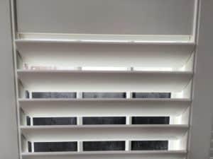 PVC indoor shutters