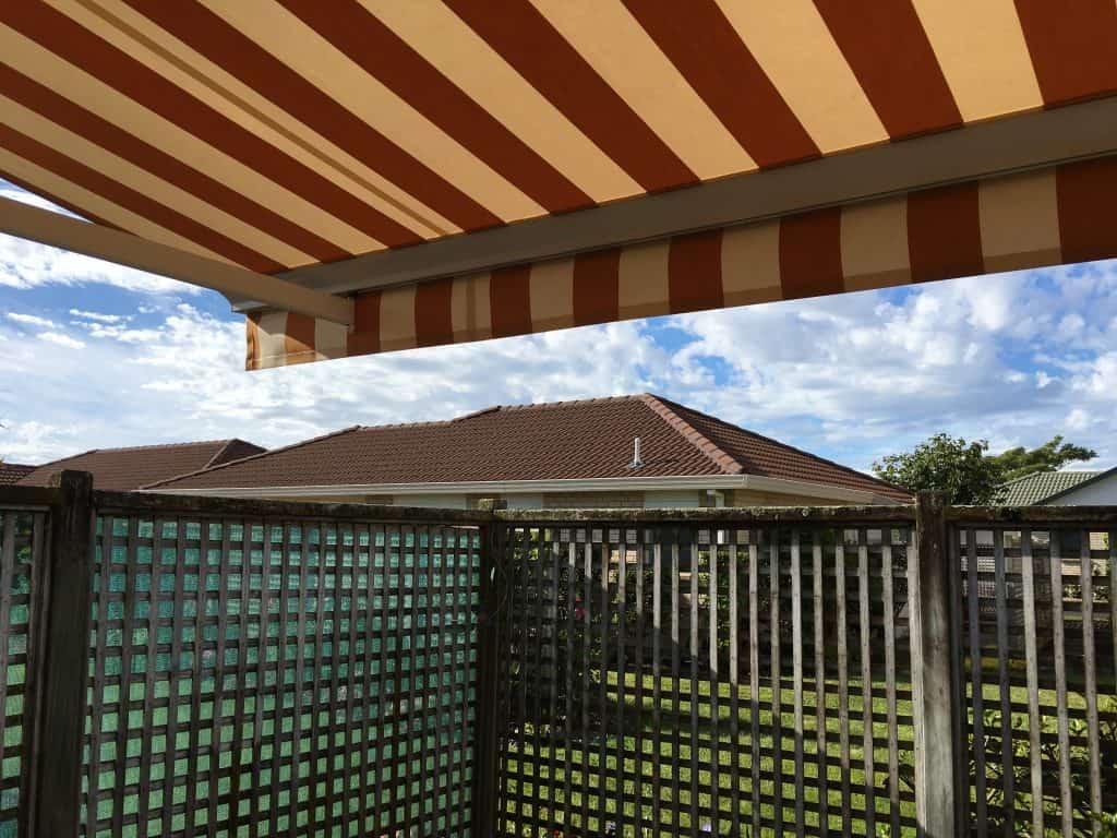Ellipse Monobloc awning in Manurewa