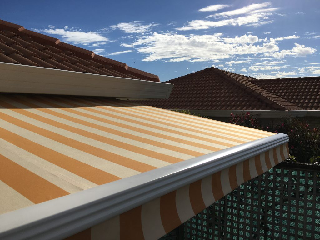 Ellipse Monobloc awning in Manurewa