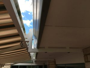 Custom made soffit brackets