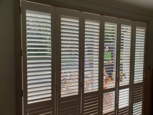 PVC shutters in Muriwai