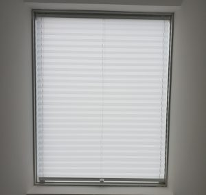 Pleated blind in Red Beach