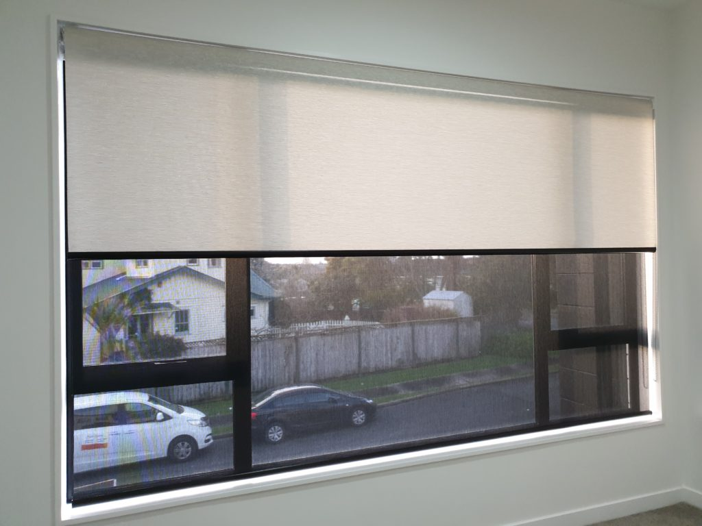 Double Roller Blinds Auckland