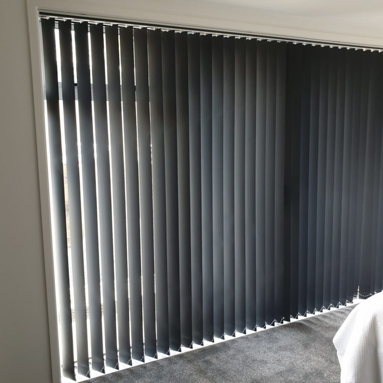 Vertical Blinds NZ