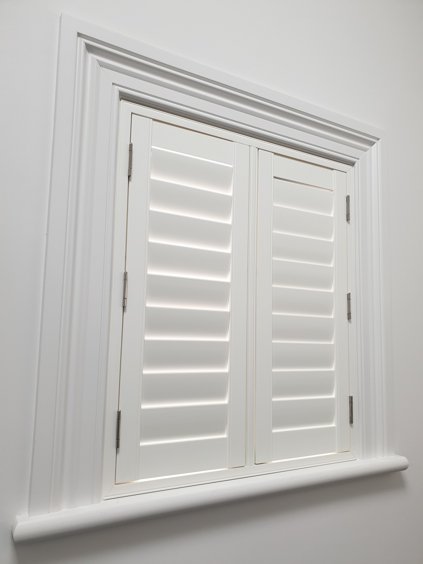 Riviera PVC Shutters North Shore
