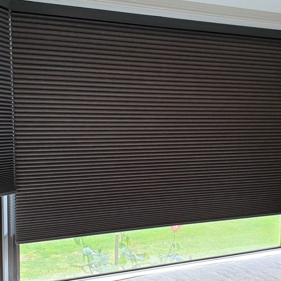 Cord operated honeycomb blinds Mangere Bridge