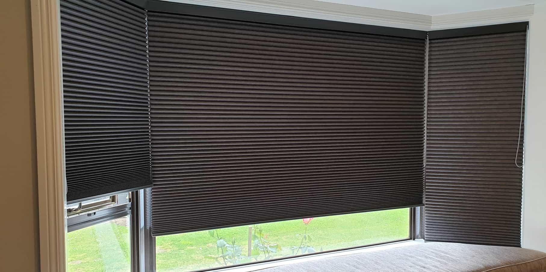 Cord operated honeycomb blinds Mangere Bridge