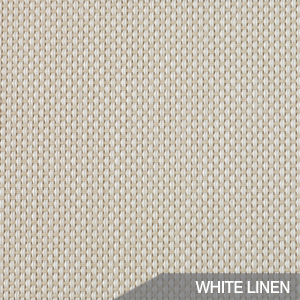Duo Screen 5% White Linen
