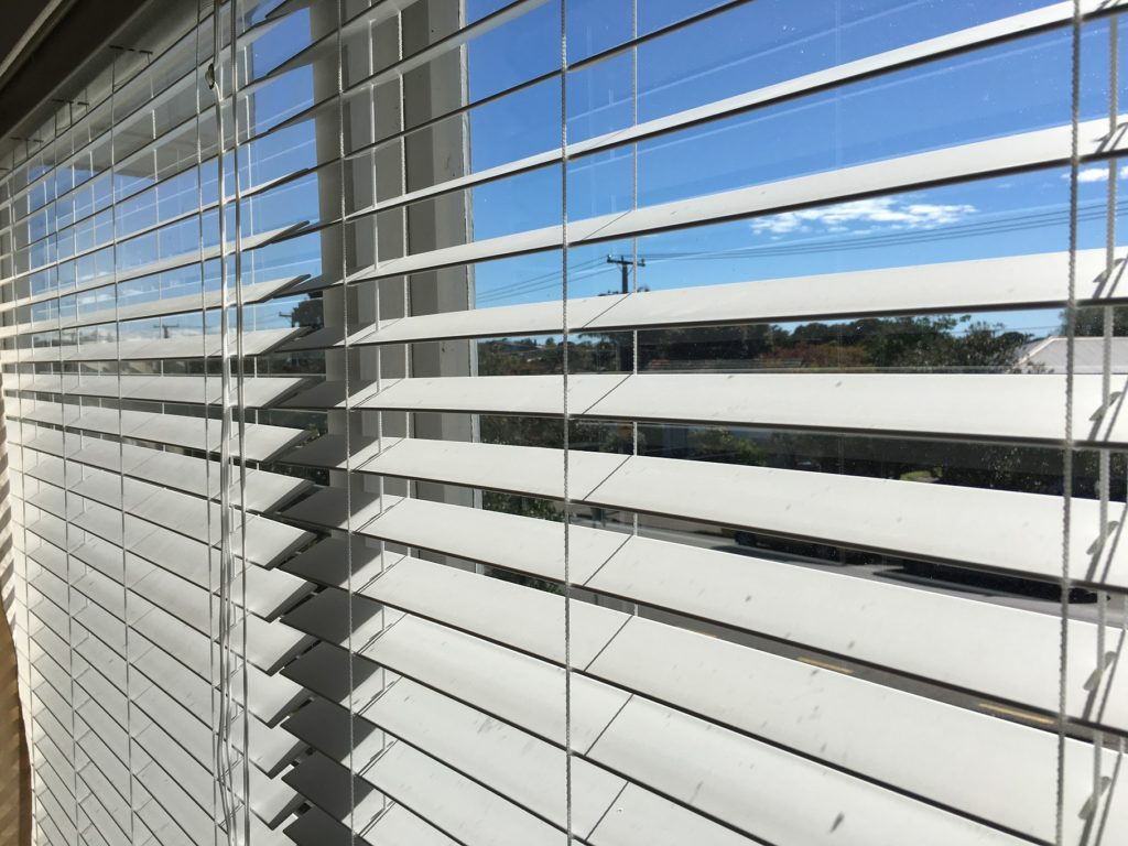 Wooden Venetian Blinds Ellerslie
