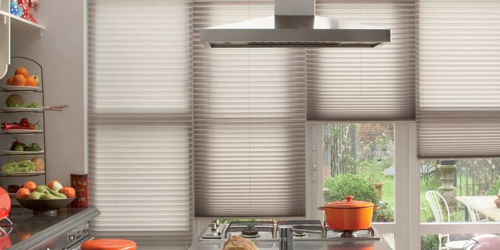Pleated Blinds NZ
