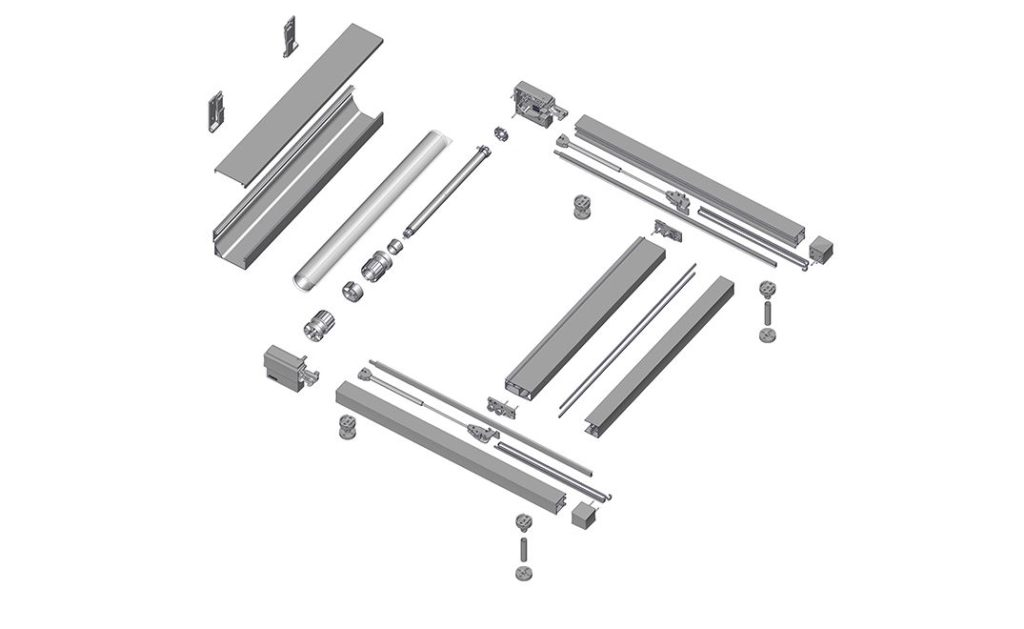 Frame systems components