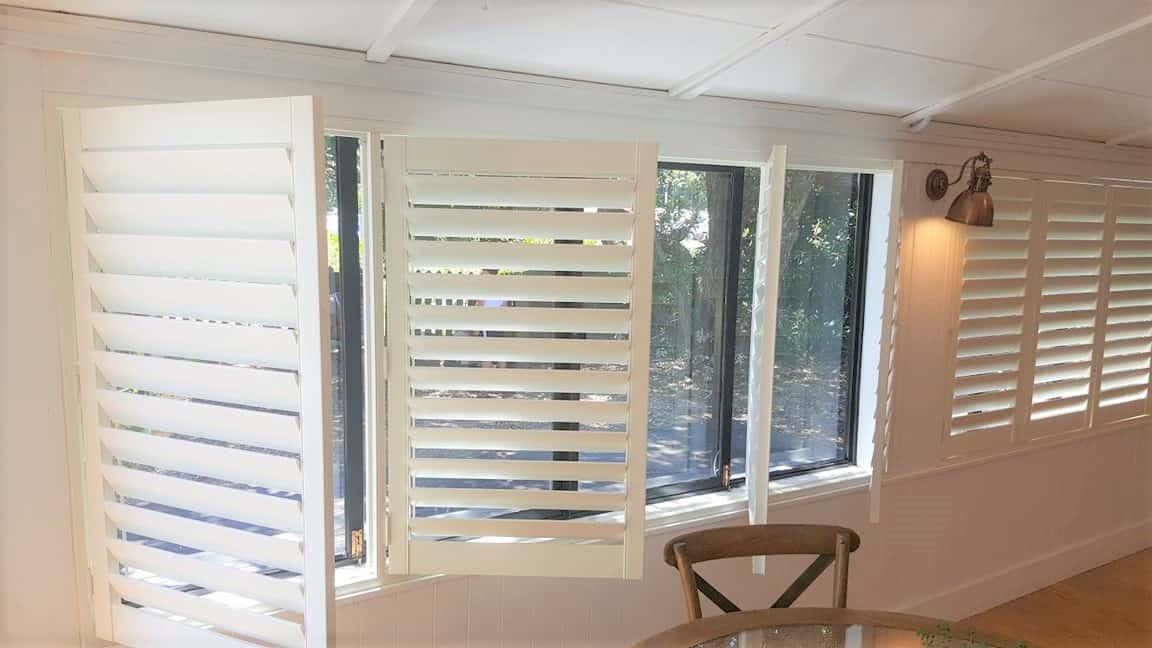 Riviera AL PVC shutters