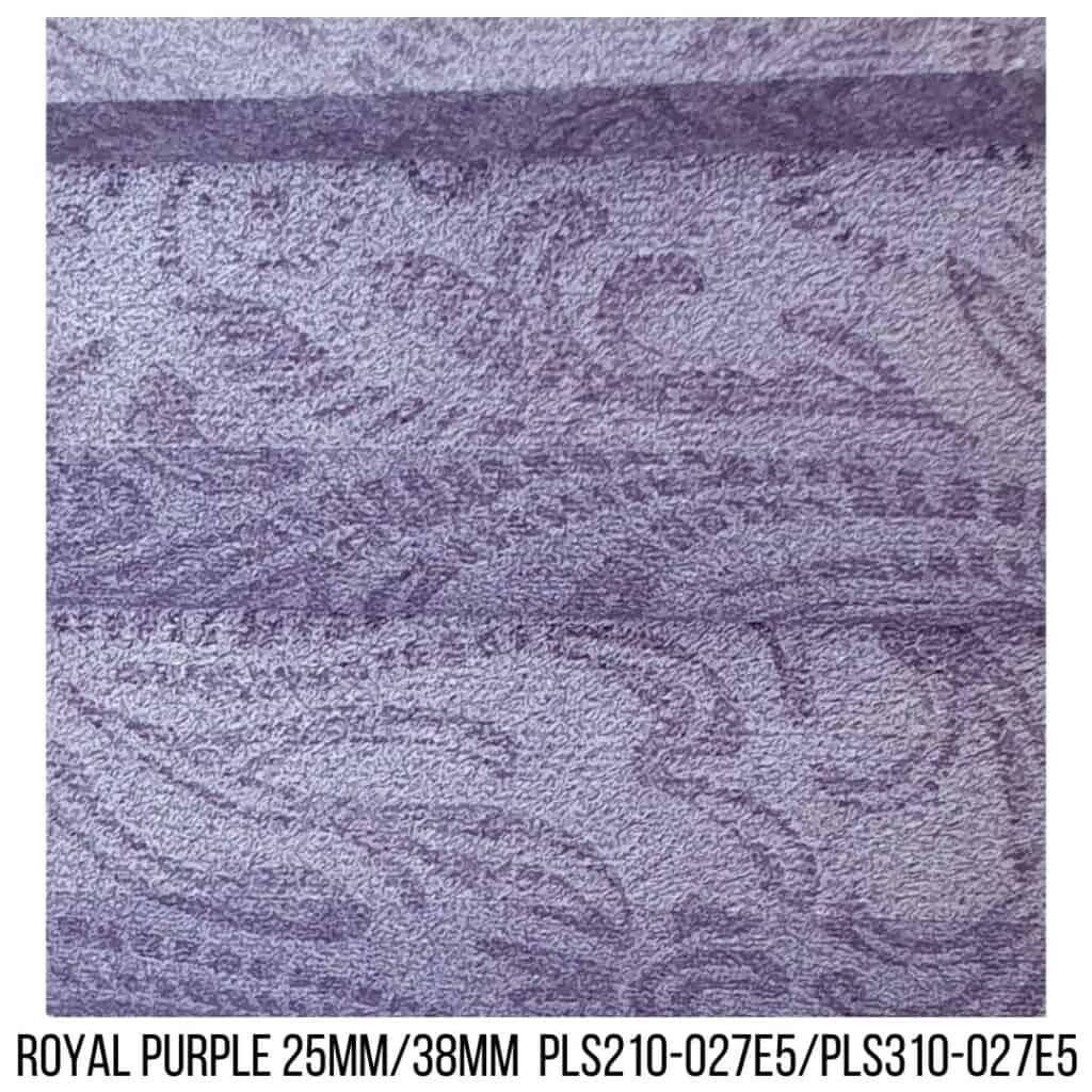 Royal Purple 25/38 Pattern LF - Single Cell