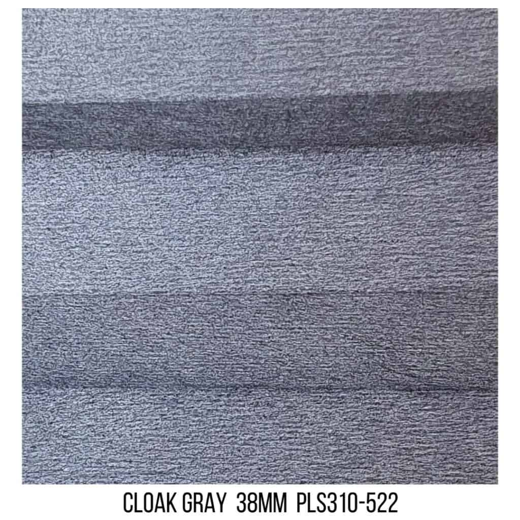 Cloak Gray 38 Plain LF - Single Cell
