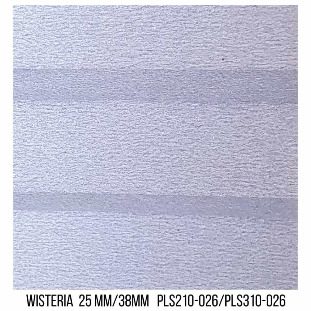 Wisteria 25/38 Plain LF - Single Cell