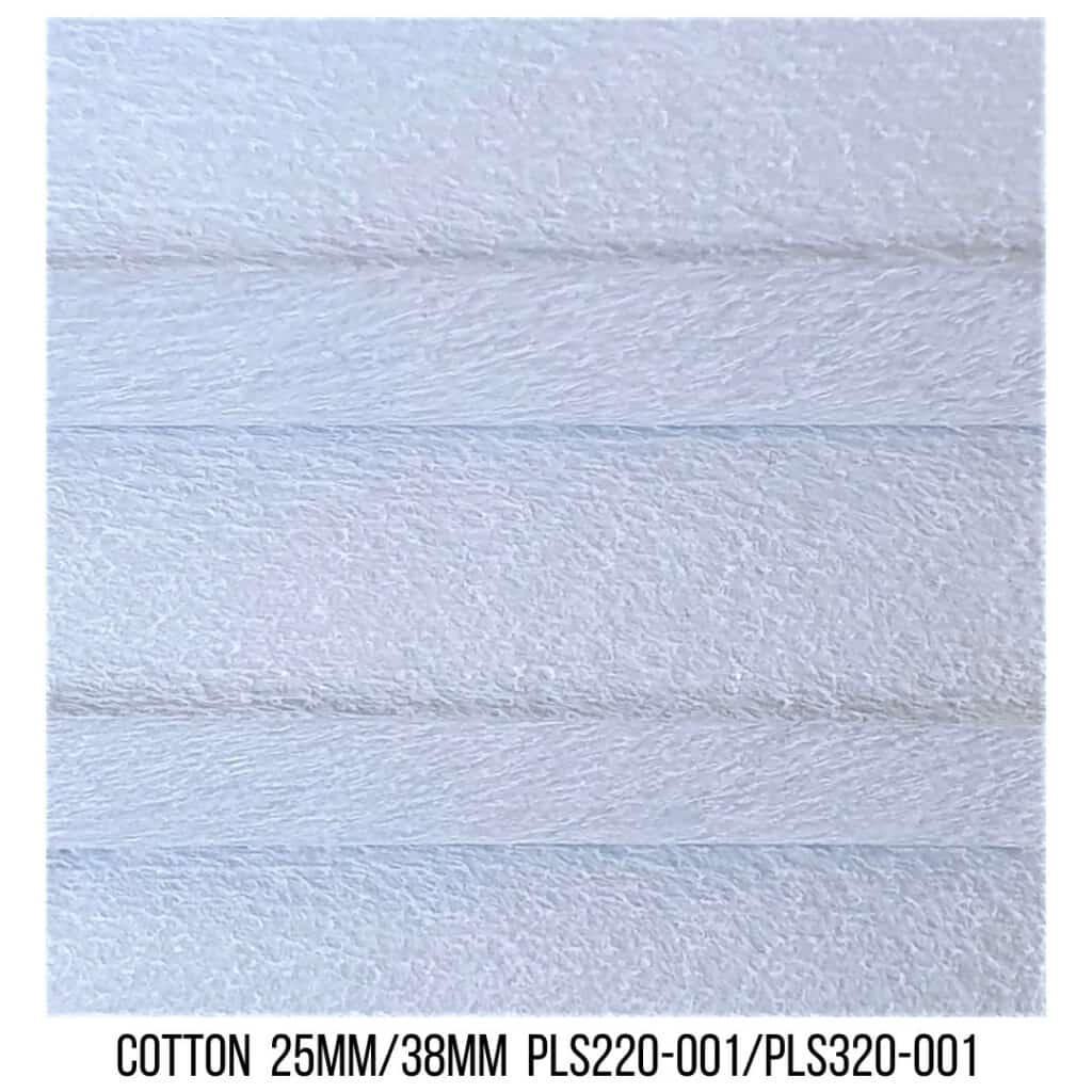 Cotton 25/38 Blockout - Single Cell