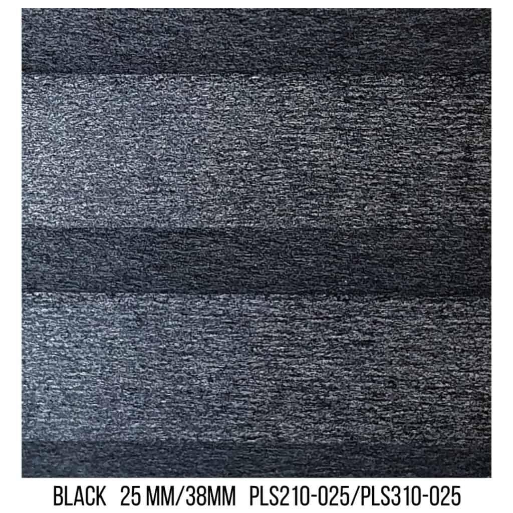 Black 25/38 Plain LF - Single Cell