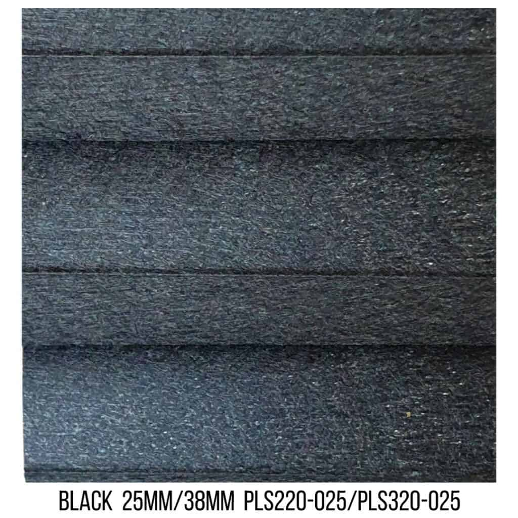 Black 25/38 Blockout - Single Cell