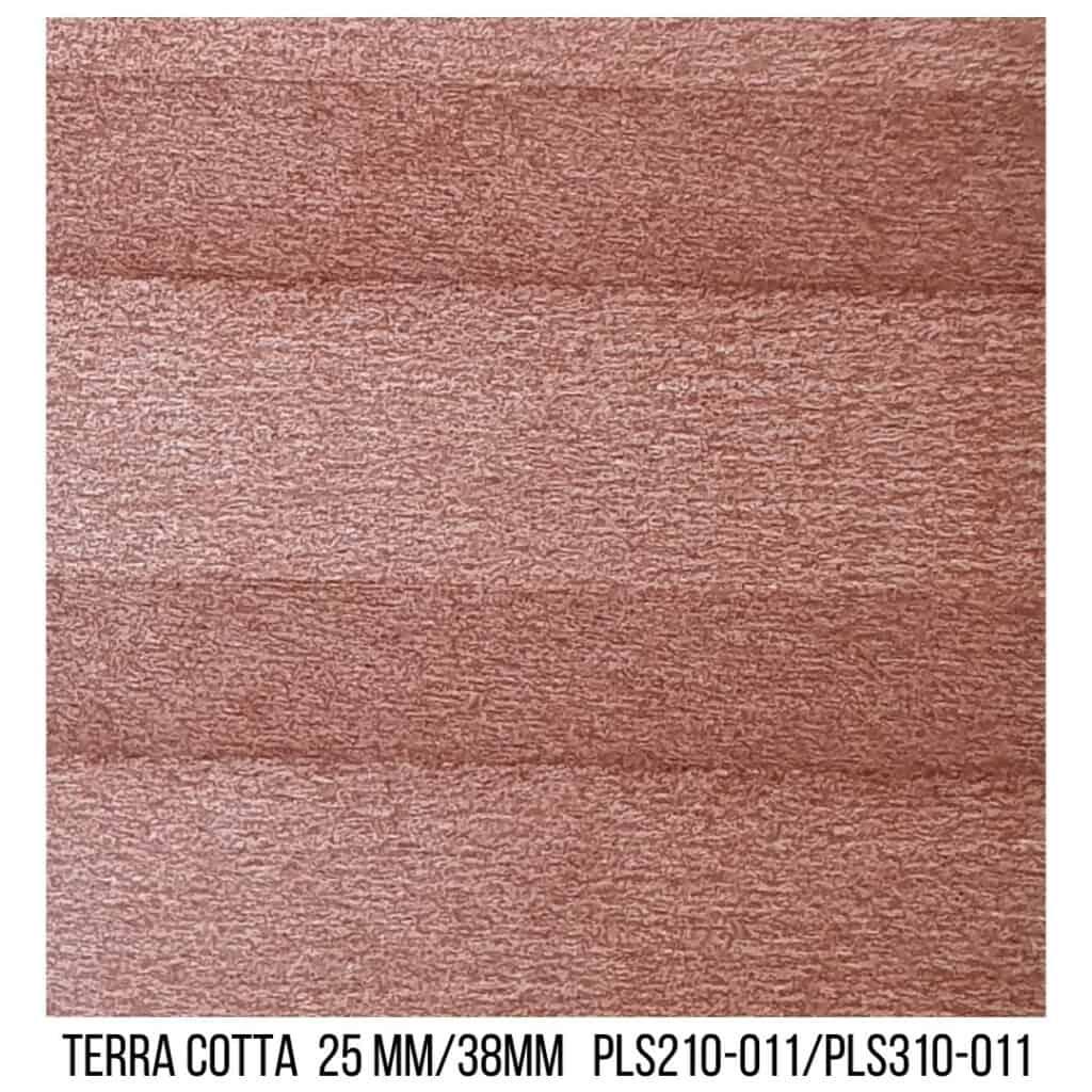 Terra Cotta 25/38 Plain LF - Single Cell
