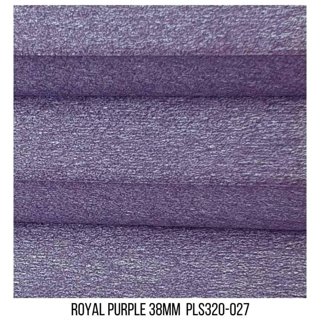 Royal Purple 38 Blockout - Single Cell