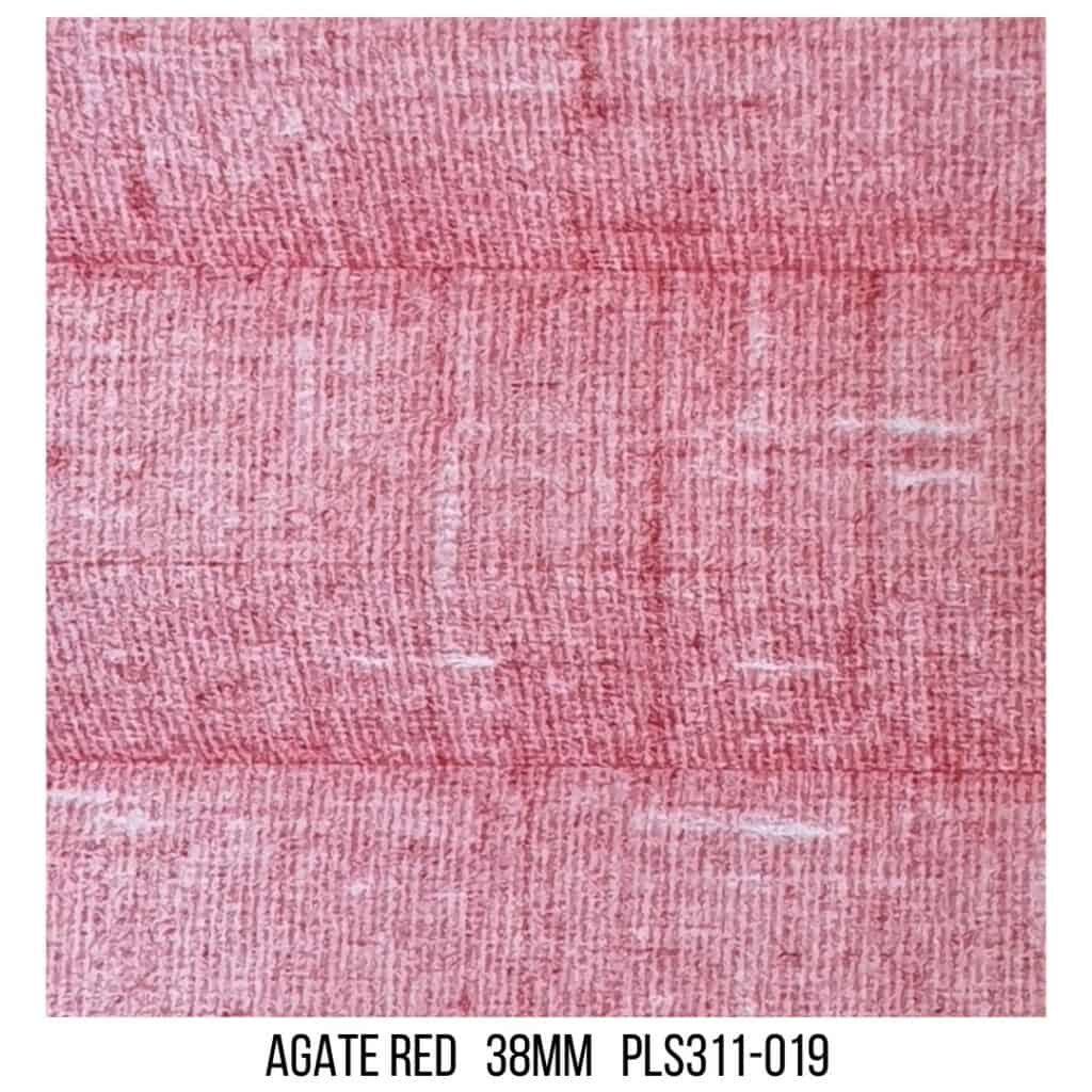 Agate Red 38 Washed LF - Single Cell