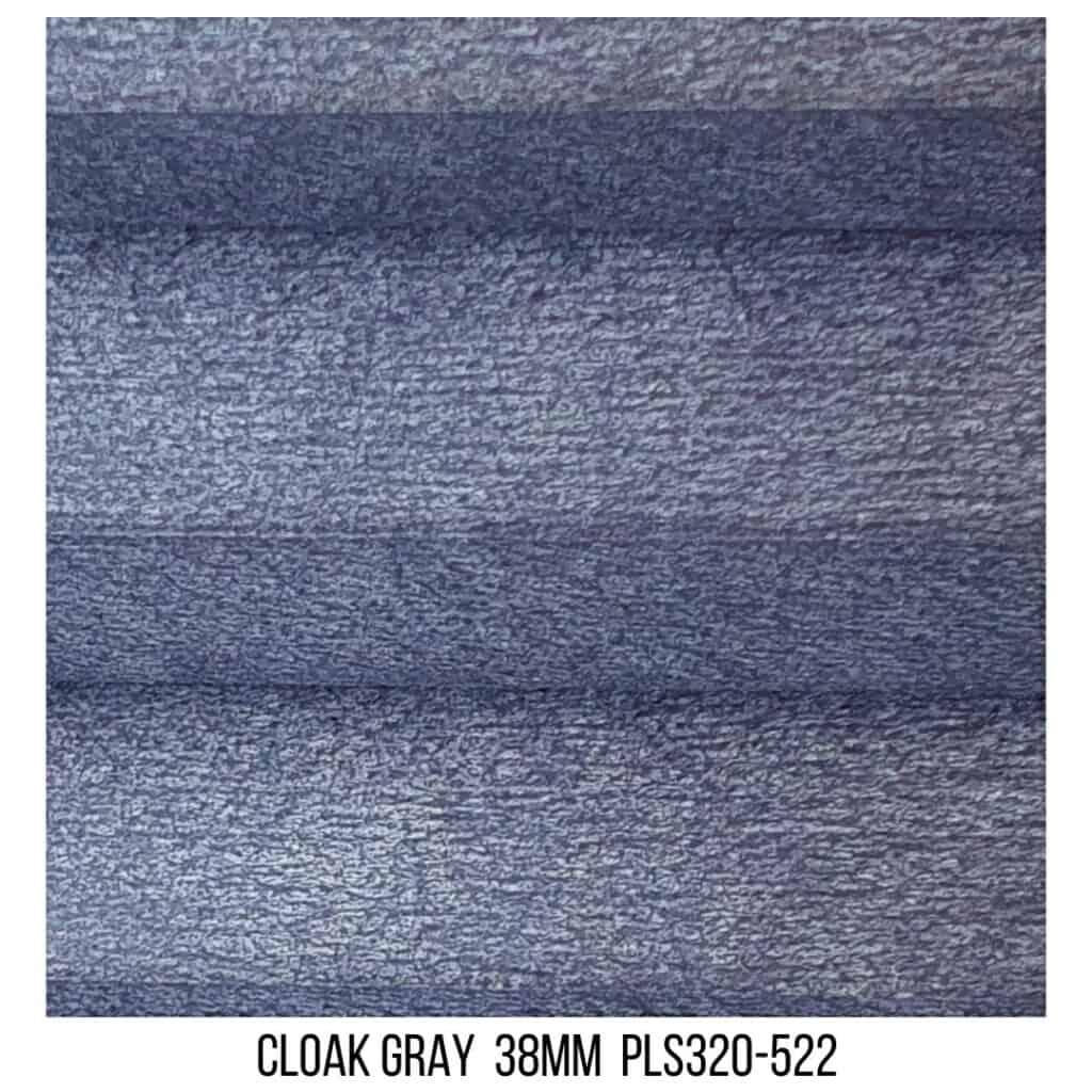 Cloak Gray 38 Blockout - Single Cell