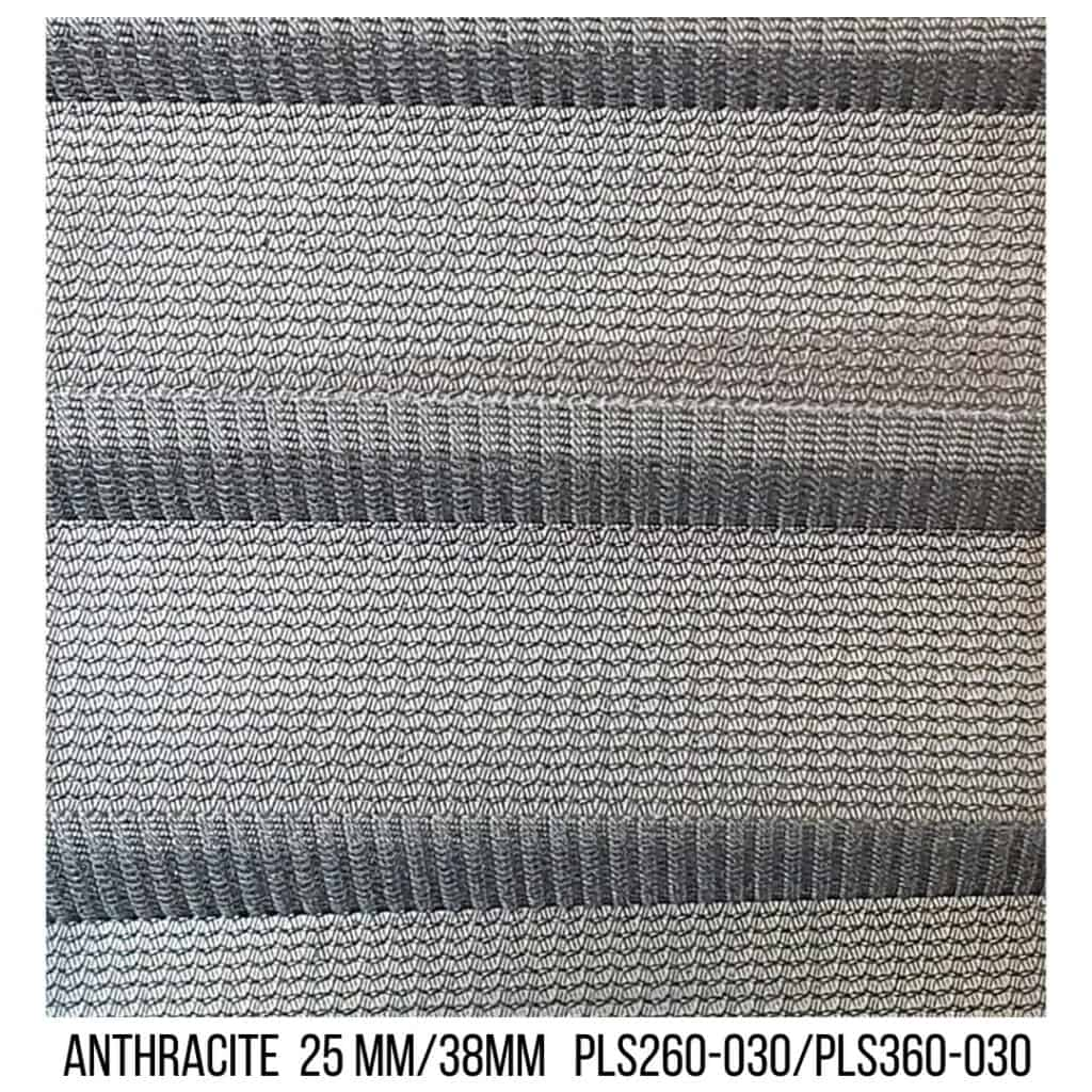 Anthracite 25/38 Sheer - Single Cell