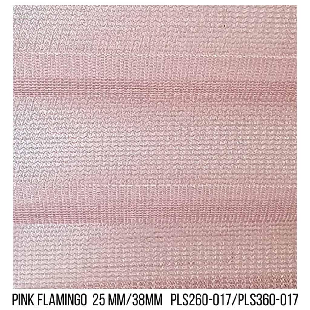 Pink Flamingo 25/38 Sheer - Single Cell