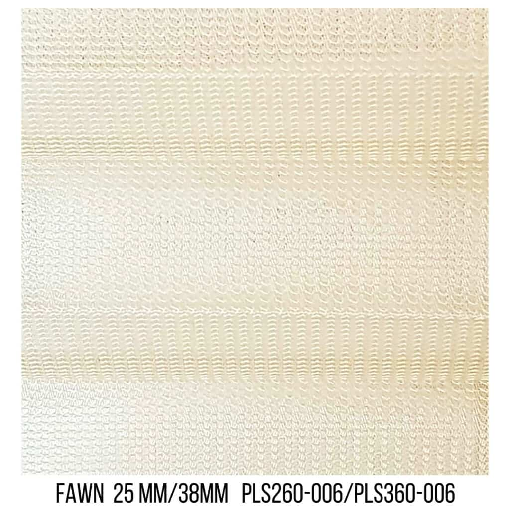 Fawn 25/38 Sheer - Single Cell