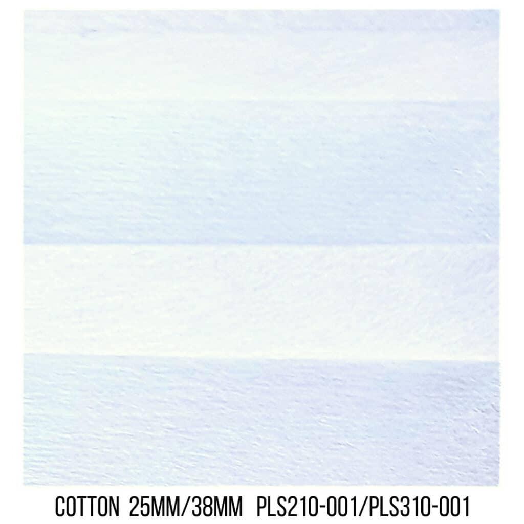 Cotton 25/38 Plain LF - Single Cell