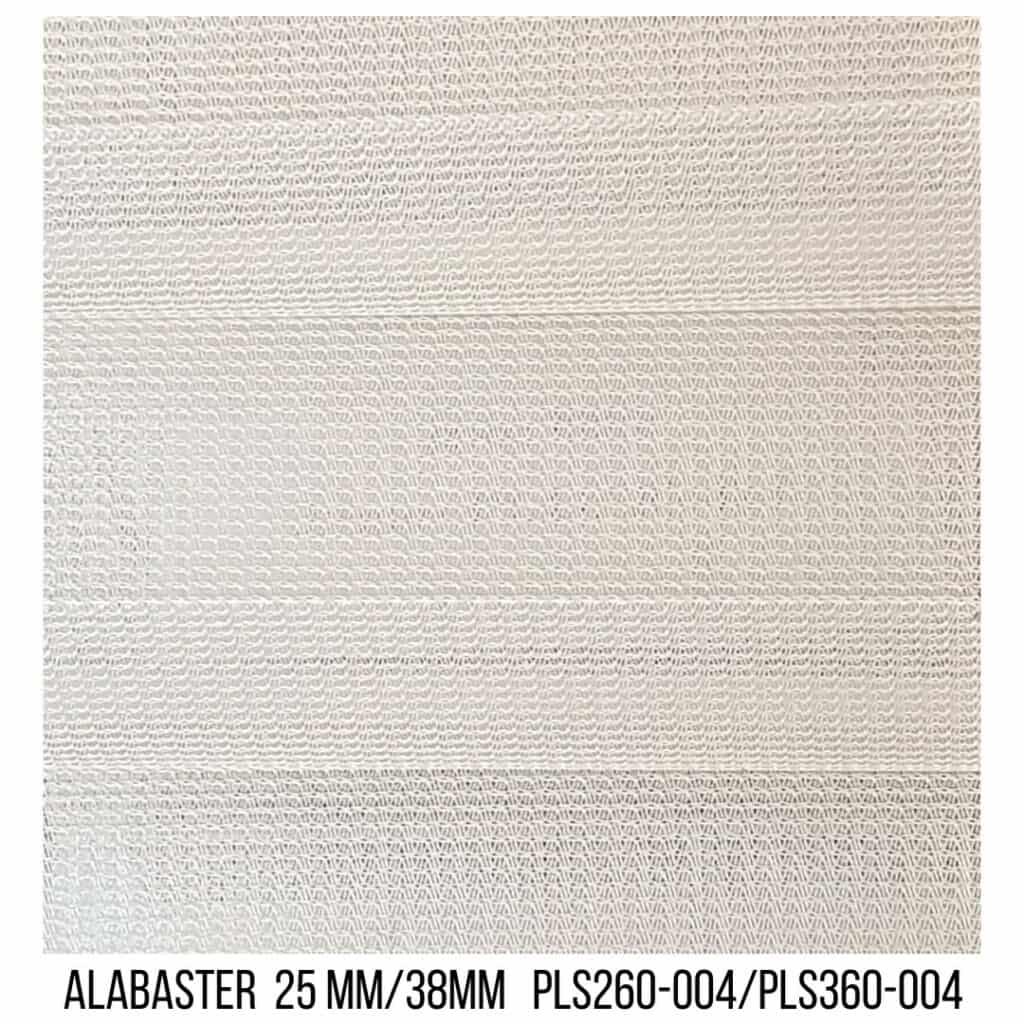 Alabaster 25/38 Sheer - Single Cell
