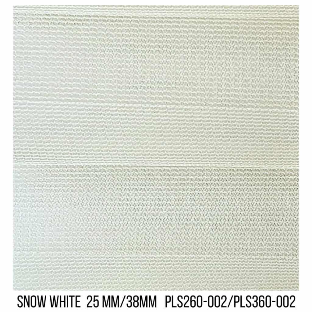 Snow White 25/38 Sheer - Single Cell
