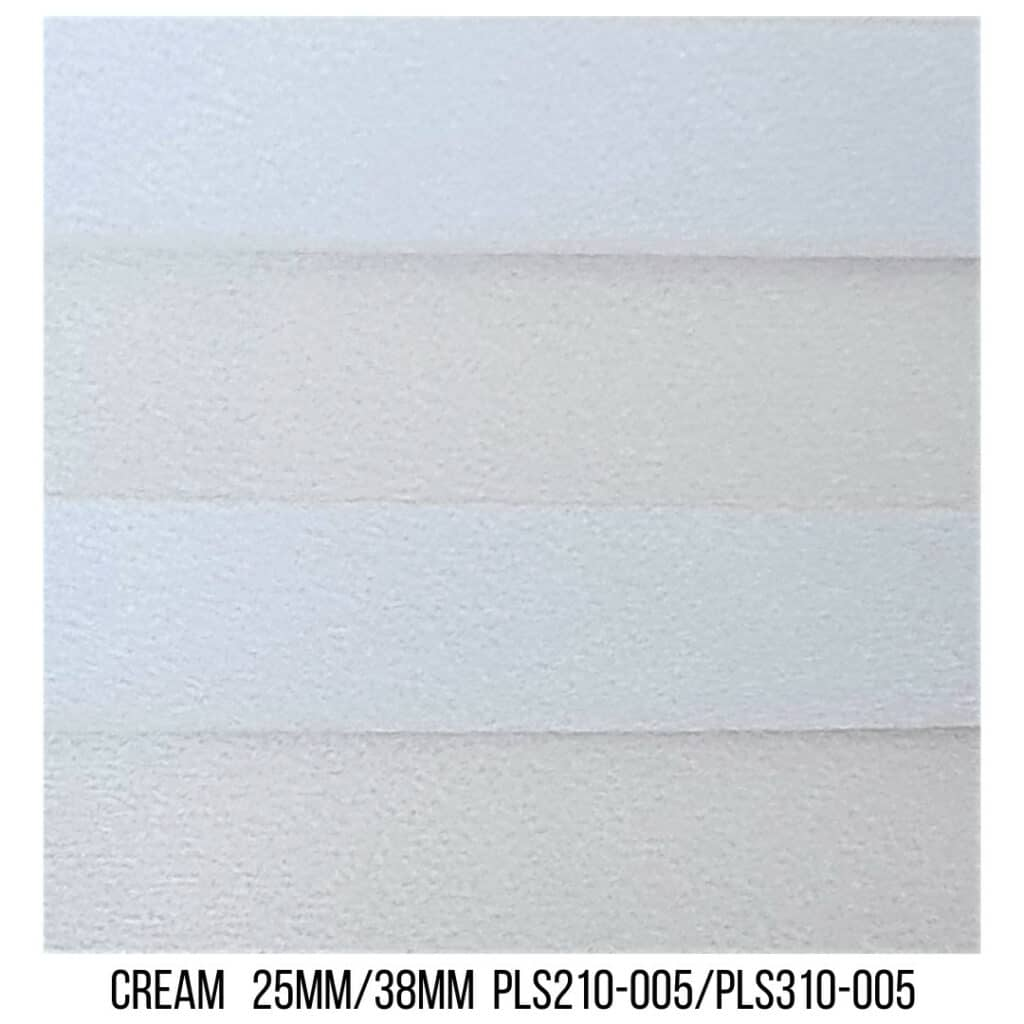 Cream 25/38 Plain LF - Single Cell