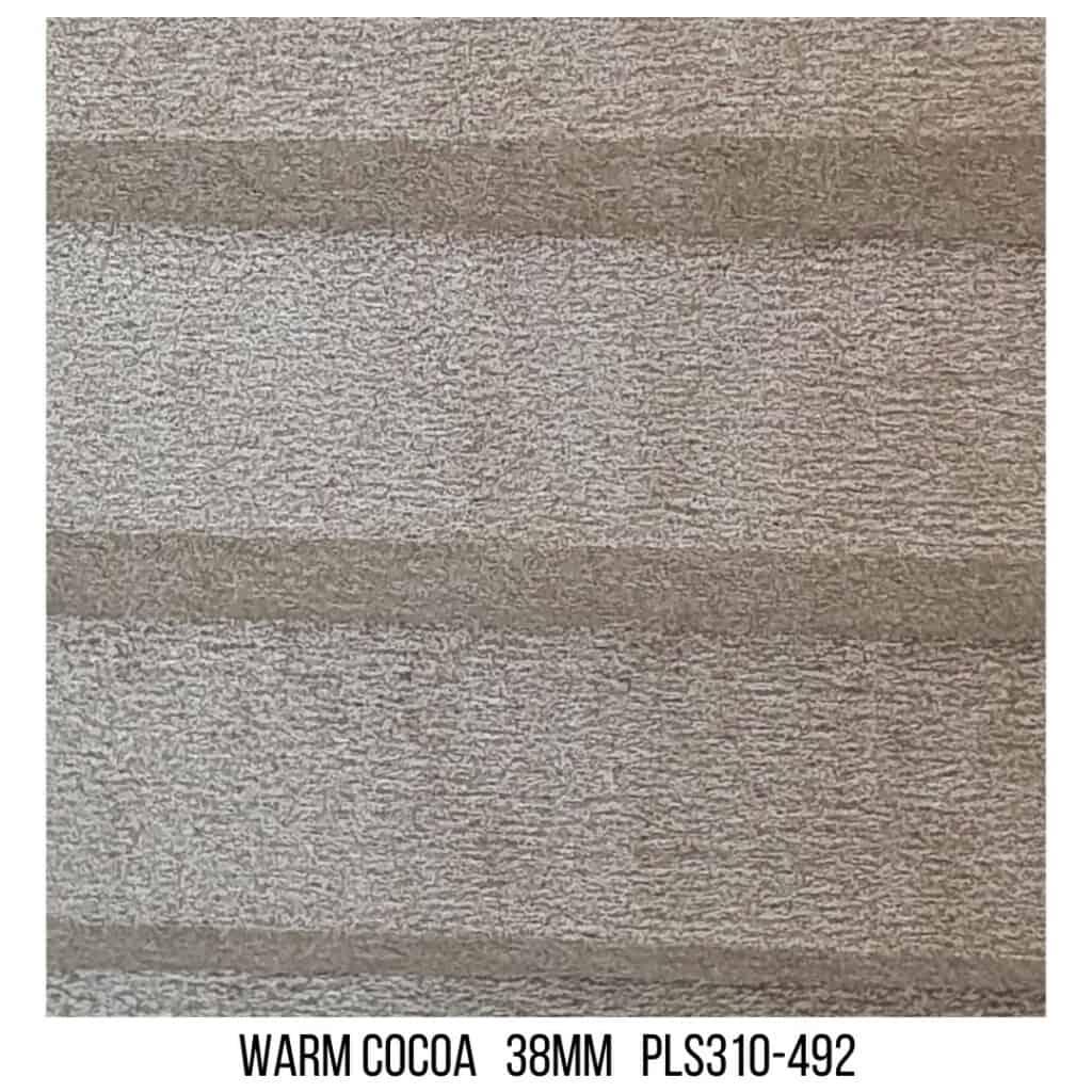 Warm Cocoa 38 Plain LF - Single Cell