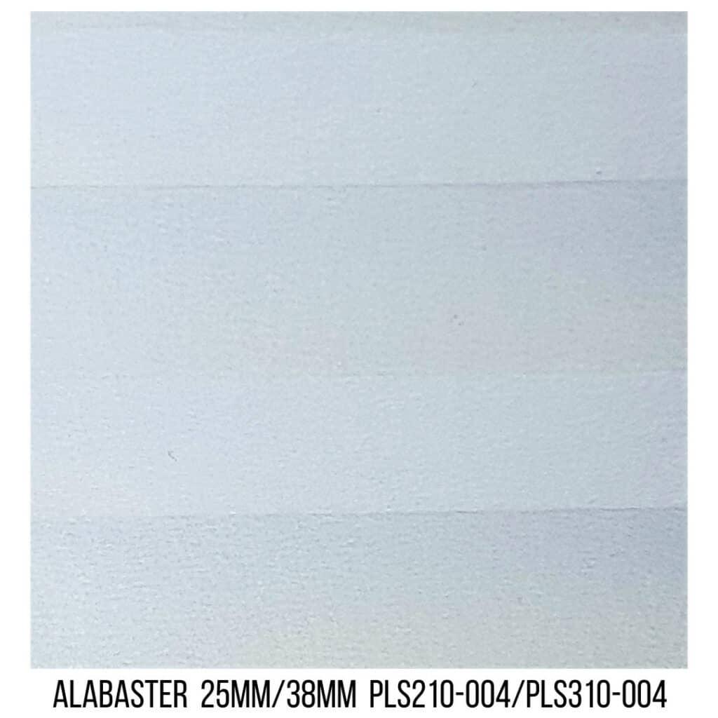 Alabaster 25/38 Plain LF - Single Cell